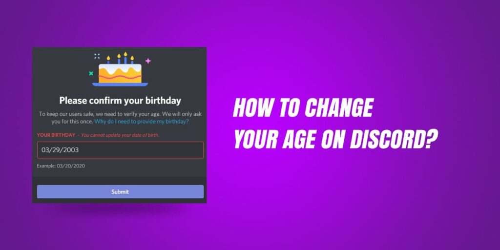 How To Change Your Age On Discord? [Easy Tricks 2021]